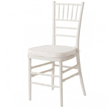 Chiavari Λευκή καρέκλες